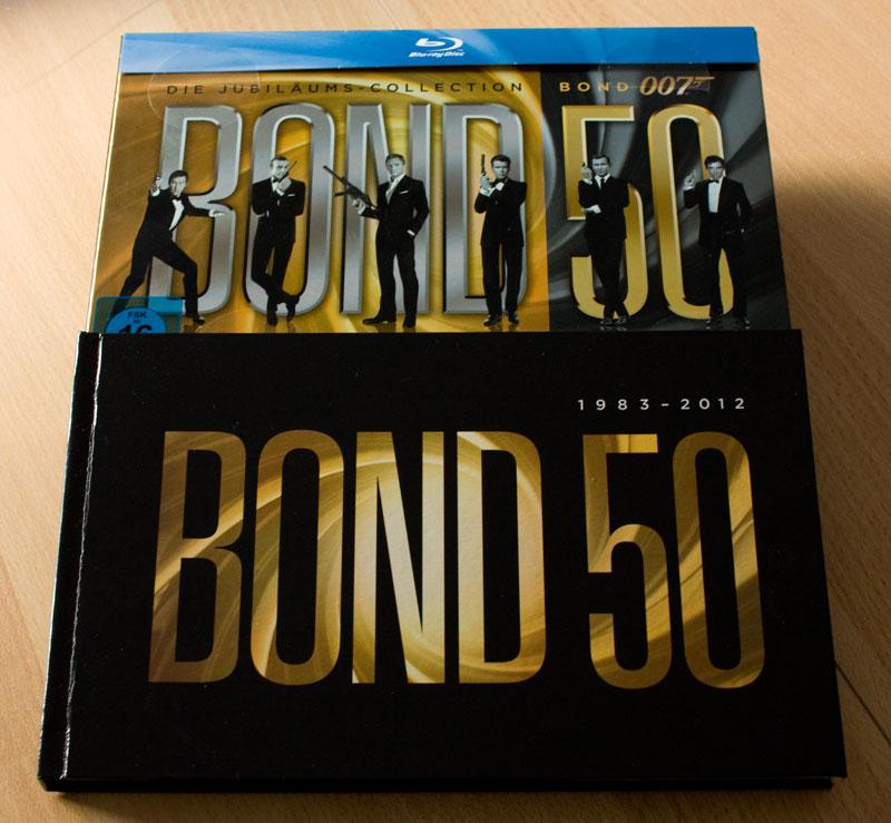 Bond Blu Ray