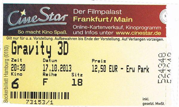 Gravity 3D (Kino)