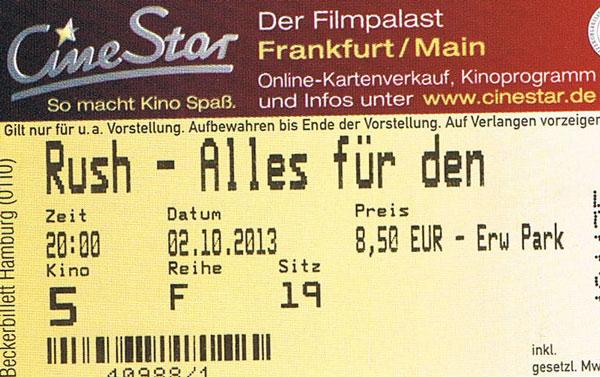 Rush (Kino)