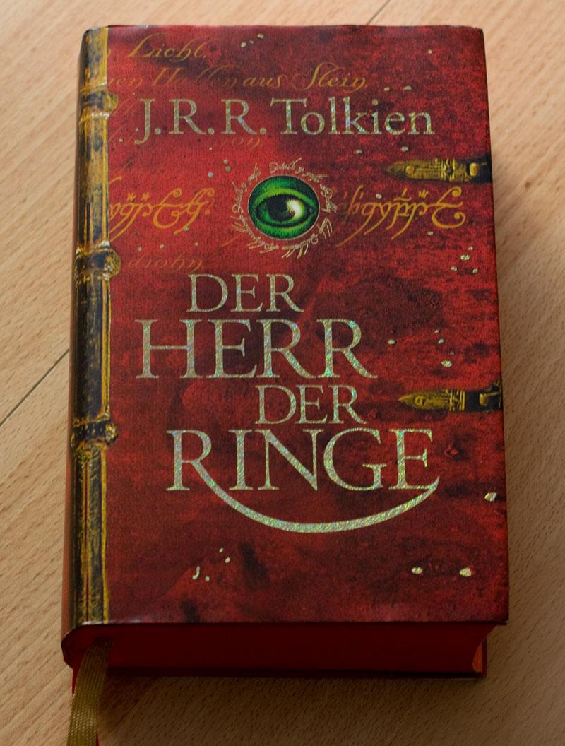 Der Herr der Ringe – J.R.R. Tolkien