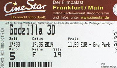 Godzilla (Kino)