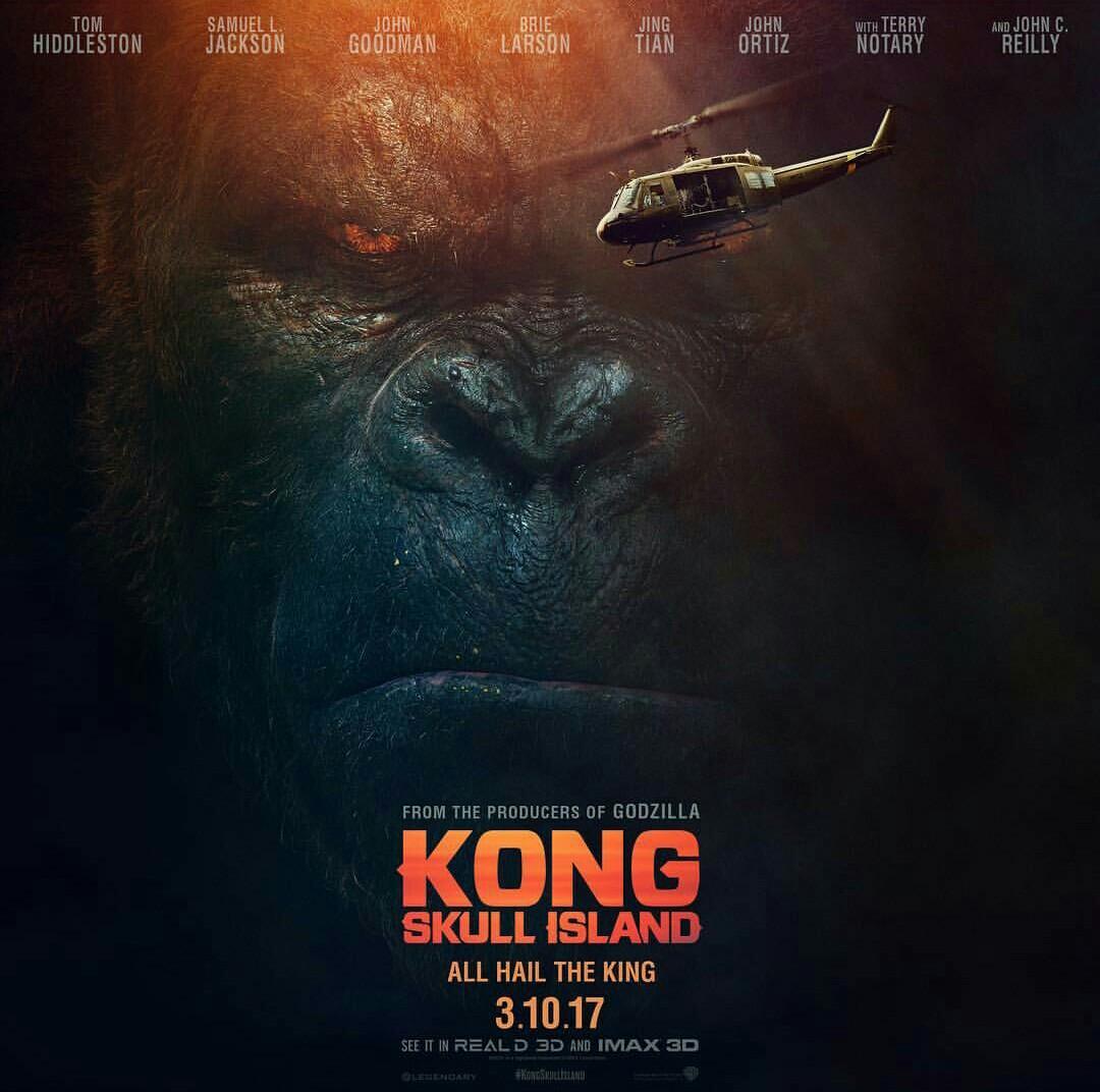 Kong: Skull Island (Kino)