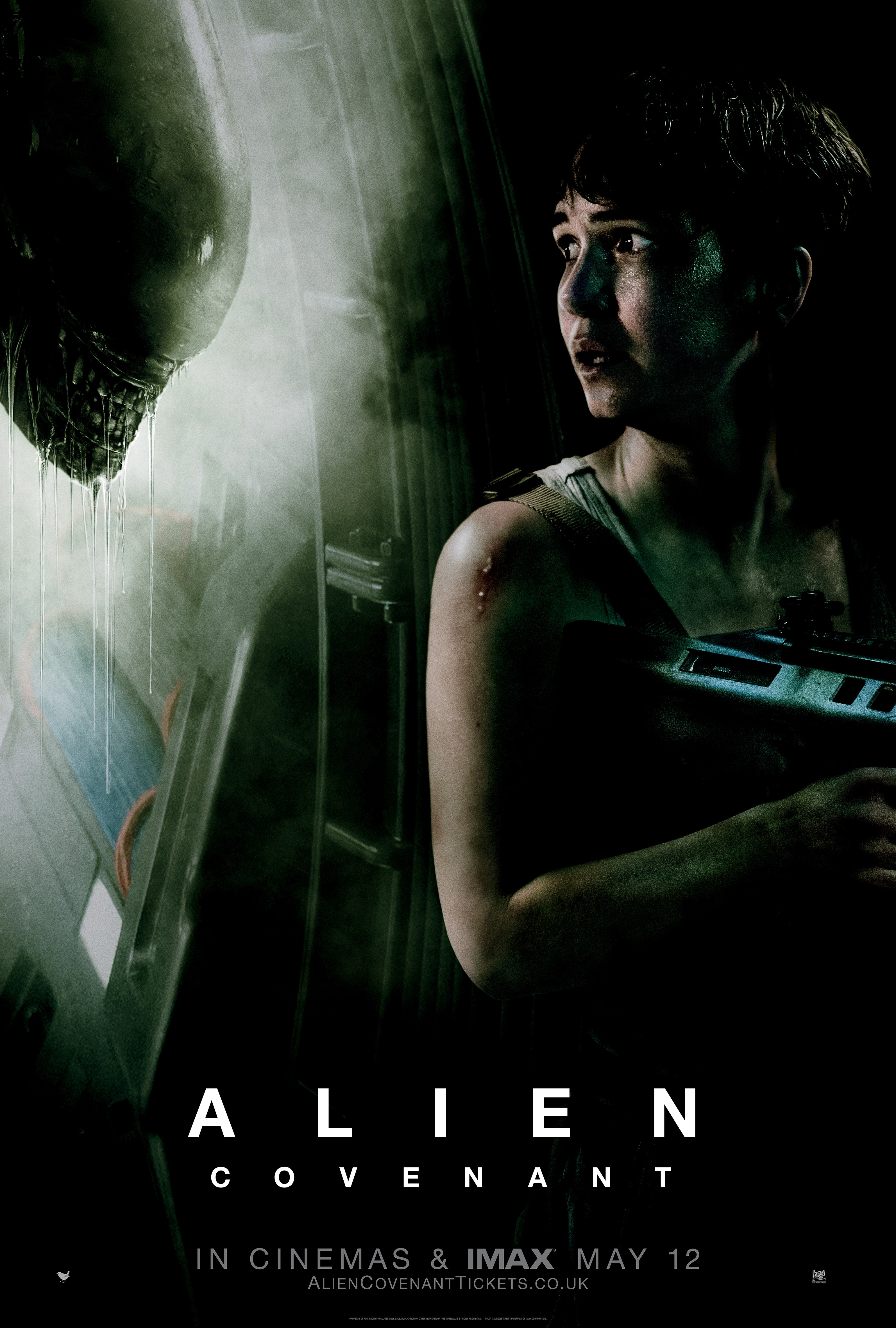 Alien: Covenant (Kino)