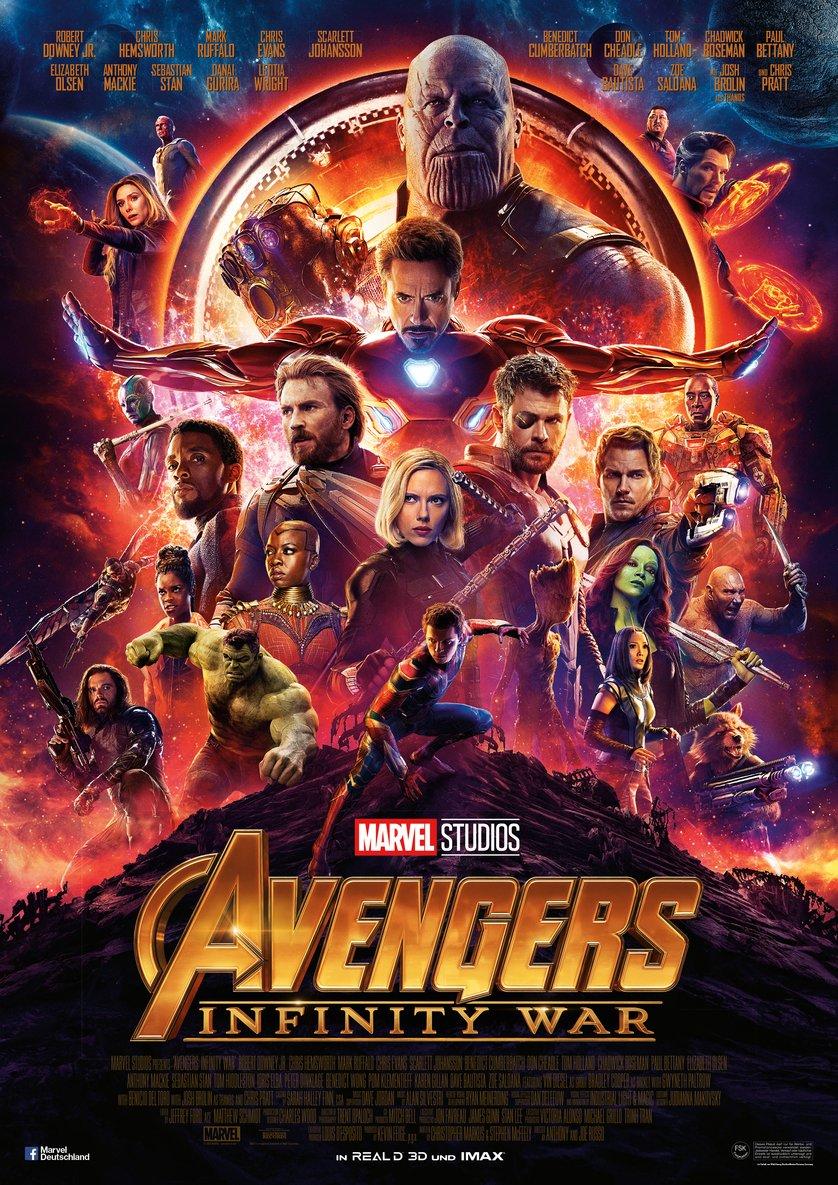 Avengers: Infinity War (Kino)