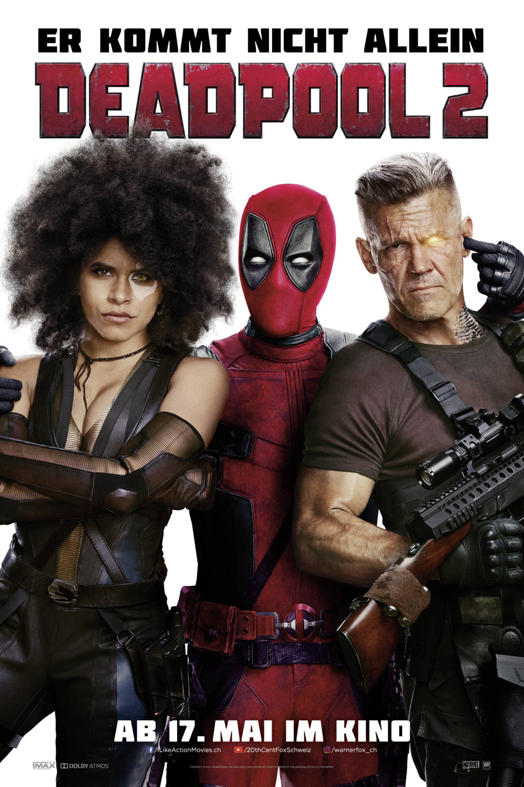 Deadpool 2 (Kino)