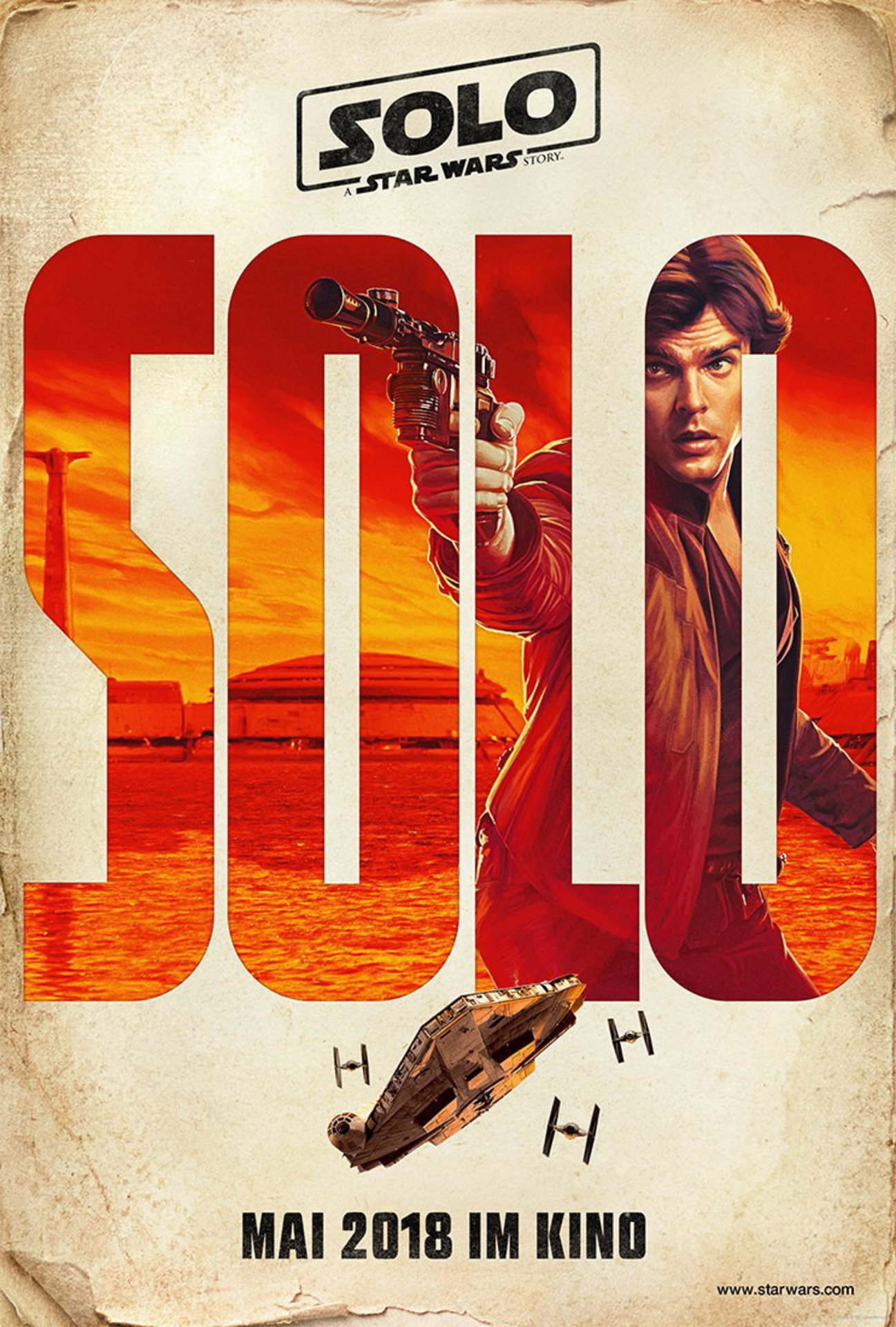 Solo: A Star Wars Story (Kino)