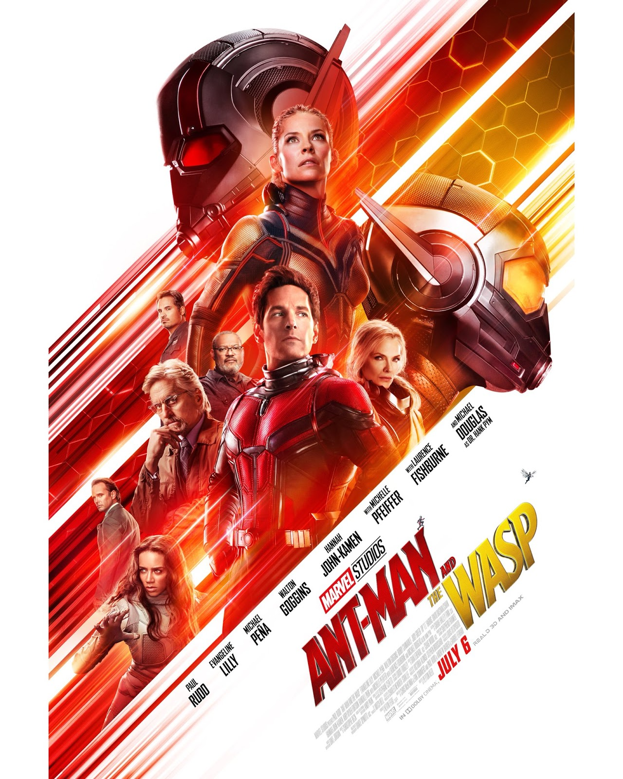 Ant-Man and the Wasp (Kino)