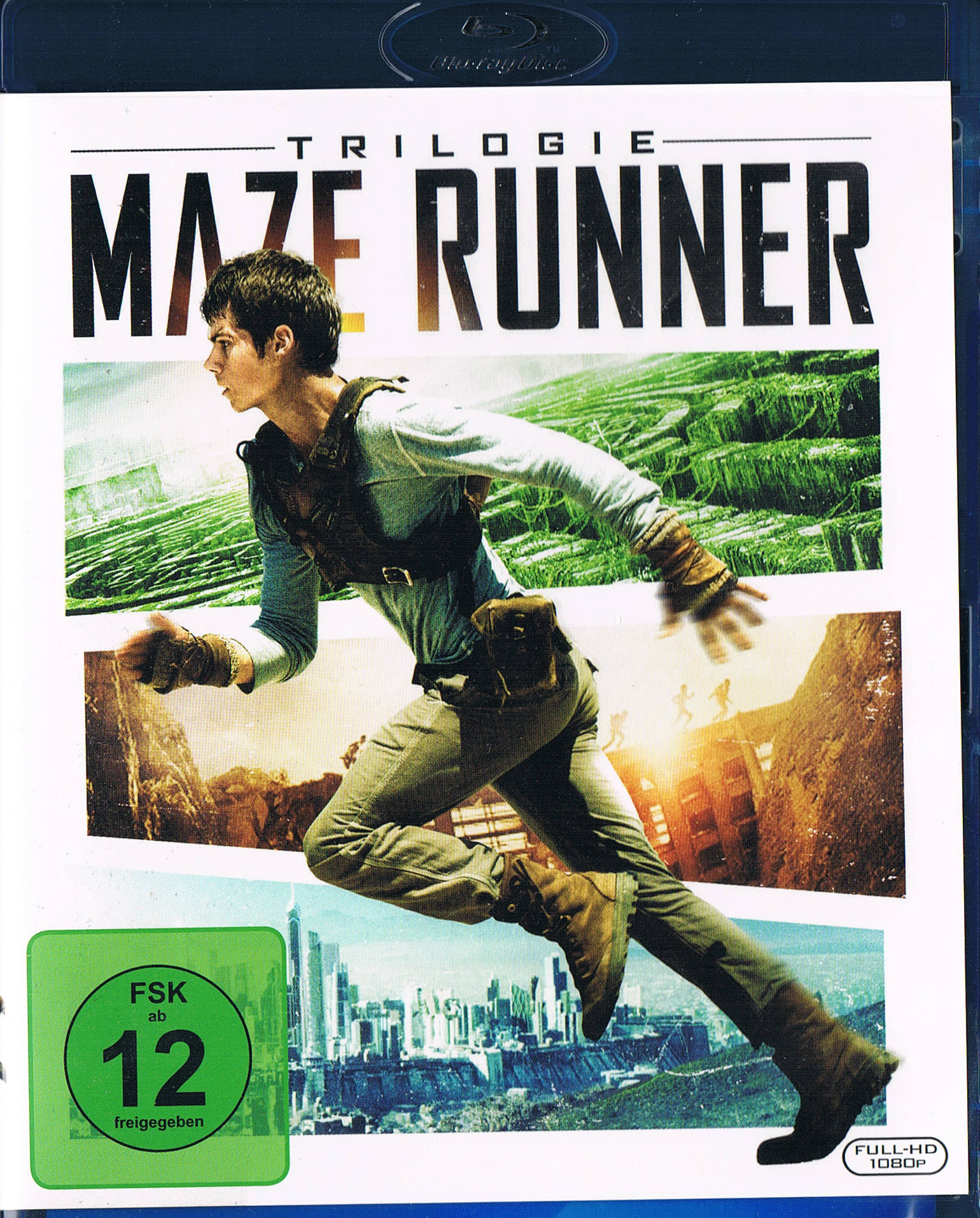 DCTV – Folge 146 Special: Maze Runner Marathon