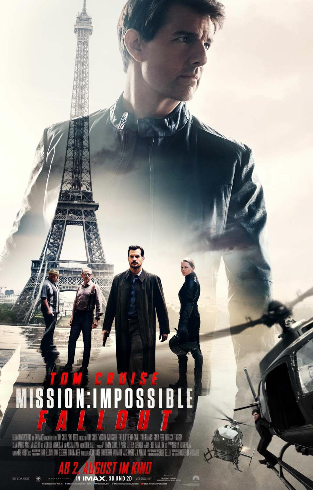 Mission: Impossible – Fallout (Kino)